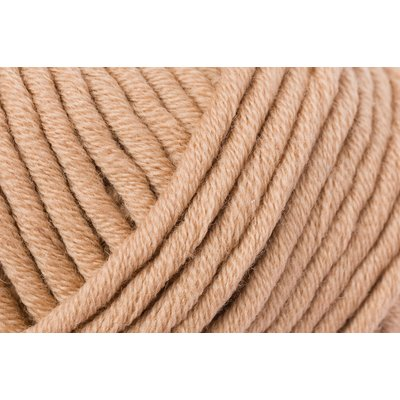 Merino Wool Yarn - Extrafine 40 Camel