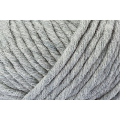 Merino Wool Yarn - Extrafine 40 - Grey Melange