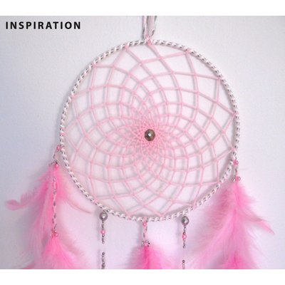 Metal ring for dreamcatchers - 25 cm diam