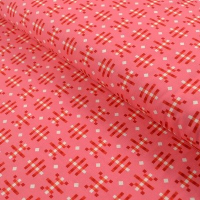 Misguided Gingham-Strawberry