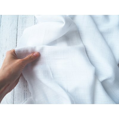 Muselina Swaddle - White