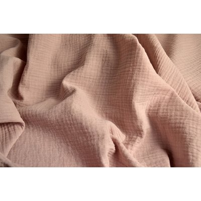 Muselina Uni - Soft Rose