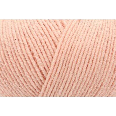 Peach Cotton 50 gr -  Soft Pink 00135