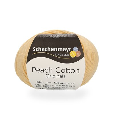 Peach Cotton 50 gr - Vanilla 00120