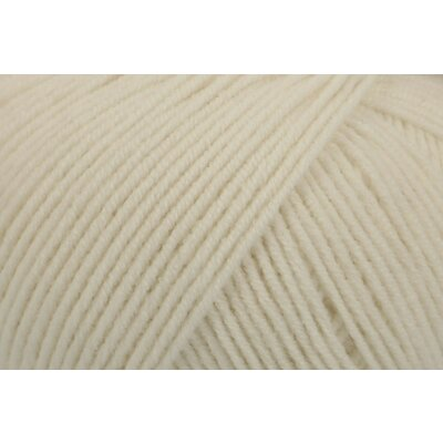 Peach Cotton 50 gr - White 00101