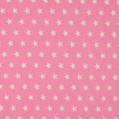 Poplin - Stars Rose
