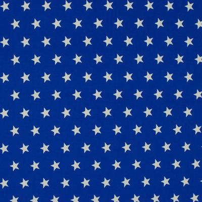 Poplin - Stars Royal