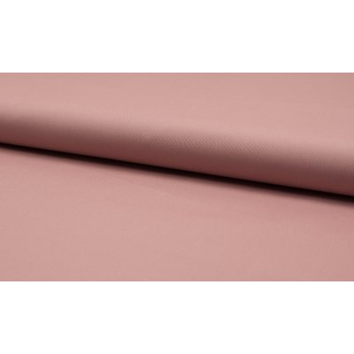 Poplin stretch din bumbac -Dusty Pink