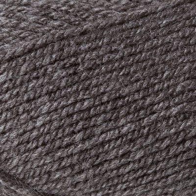 Schachenmayr Bravo Acrylic Yarn - Grey Heather 08319