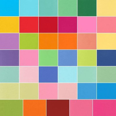 Ten Squares Kona Cotton Bright Palett