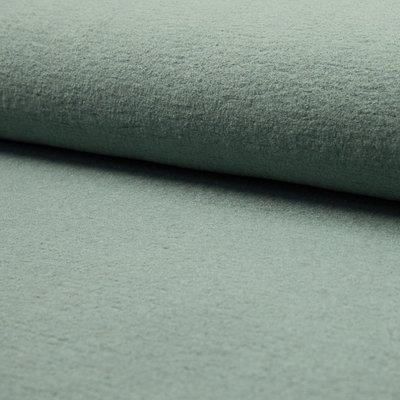 Tesatura din lana fiarta si vascoza - Mint