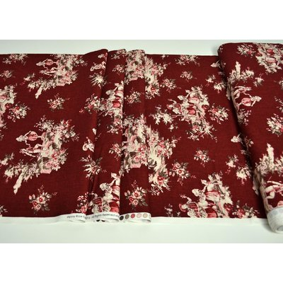 Toile Main Red