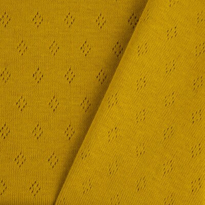 tricot-100-bumbac-pointoille-ochre-34883-2.jpeg