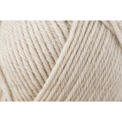 Wool Yarn Wool85 - Oatmeal 00293