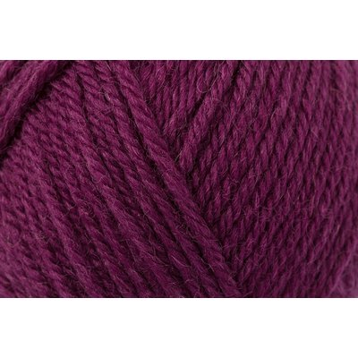 Wool Yarn Wool85 - Plum