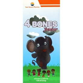 4 Bones Junior 120 ml