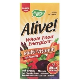 Alive 30+10 capsule