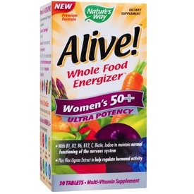 Alive Woman's Ultra 50+ 30comprimate