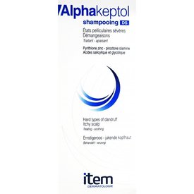 Alphakeptol DS Şampon scalp gras sau uscat 200 ml