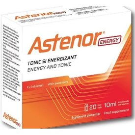 Astenor  Energy  20 fiole buvabile