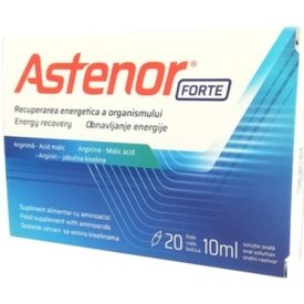 Astenor forte 20 fiole x10 ml