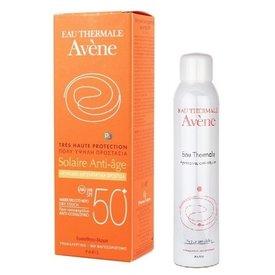 Avene SPF 50 Crema Anti-Age 50ml + Apa termala 150 ml