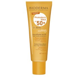 Bioderma Photoderm MAX Aquafluide Doree Spf 50+ 40ml