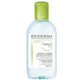 Bioderma Sebium H2O Soluţie micelară 250ml