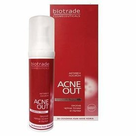 Biotrade Acne Out Loţiune Activă 60ml