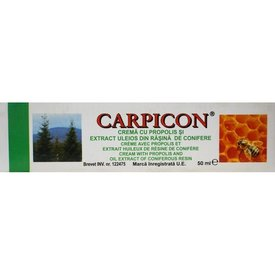 Carpicon cremă 50 ml