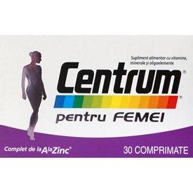 CENTRUM pentru Femei 30 comprimate