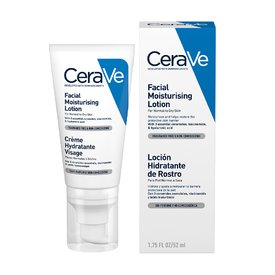 CeraVe Crema hidratanta de fata ten normal-uscat 52 ml