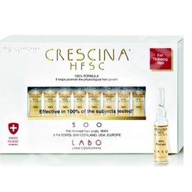 Crescina Re-growth HFSC 500 pentru femei 20 fiole