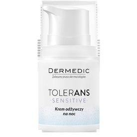 Dermedic Tolerans crema hidratanta de noapte 55 grame