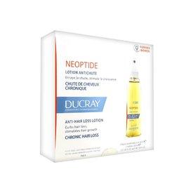Ducray Neoptide Tratament Impotriva Caderii Parului la Femei 3 Flacoane x 30ml