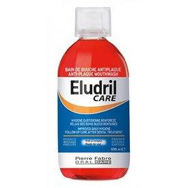 Eludril Care - Apă de gură antibacteriană 500ml