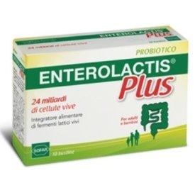 Enterolactis 24 miliarde de celule vii 10 plicuri