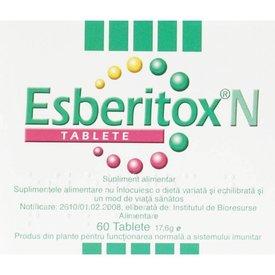 Esberitox N 60  tablete