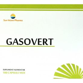 Gasovert, 100 capsule moi
