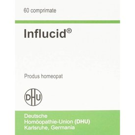 Influcid  60 comprimate