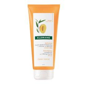 Klorane Balsam cu Unt de Mango pentru Par Uscat si Deteriorat 150ml