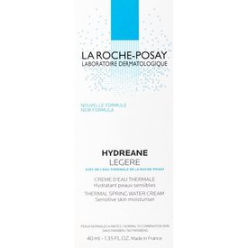 La Roche Posay Hydreane Legere Cremă Ten Normal-Mixt 40ml