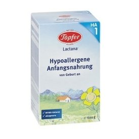 Lactana H.A.1 Lapte Praf 600 grame