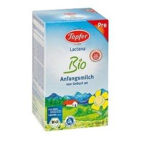 Topfer Lactana Pre Lapte Praf 600 grame