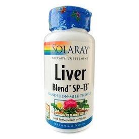 Liver Blend, 100 capsule vegetale