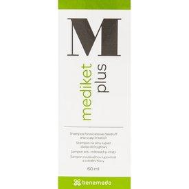 Mediket Plus Şampon anti-mătreaţă şi iritaţii 60 ml