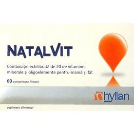 NatalVit, 60 comprimate