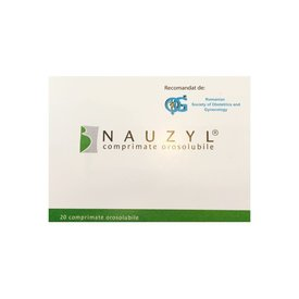 Nauzyl, 20 comprimate