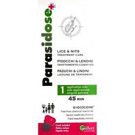 Parasidose+, Loţiune tratament păduchi şi lindini 200ml