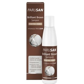 Parusan Sampon brilliant brown 200ml